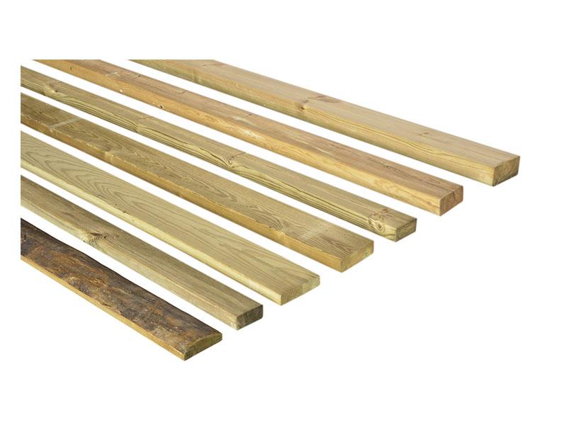 Tablones de madera de pino tratados fitor forestal - Madera de pino tratada ...