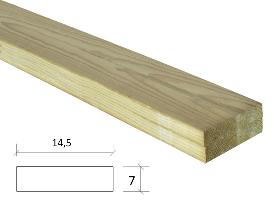 Tablones de madera de pino tratados fitor forestal - Mesas de tablones de madera ...