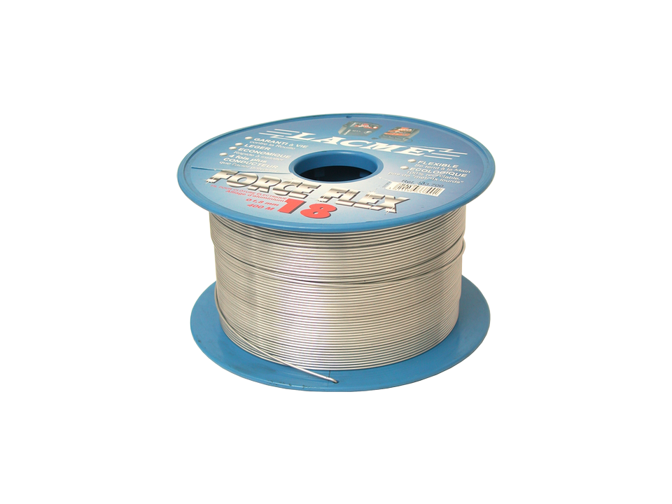 Rollo 200m Cable aluminio, Ø1,8mm
