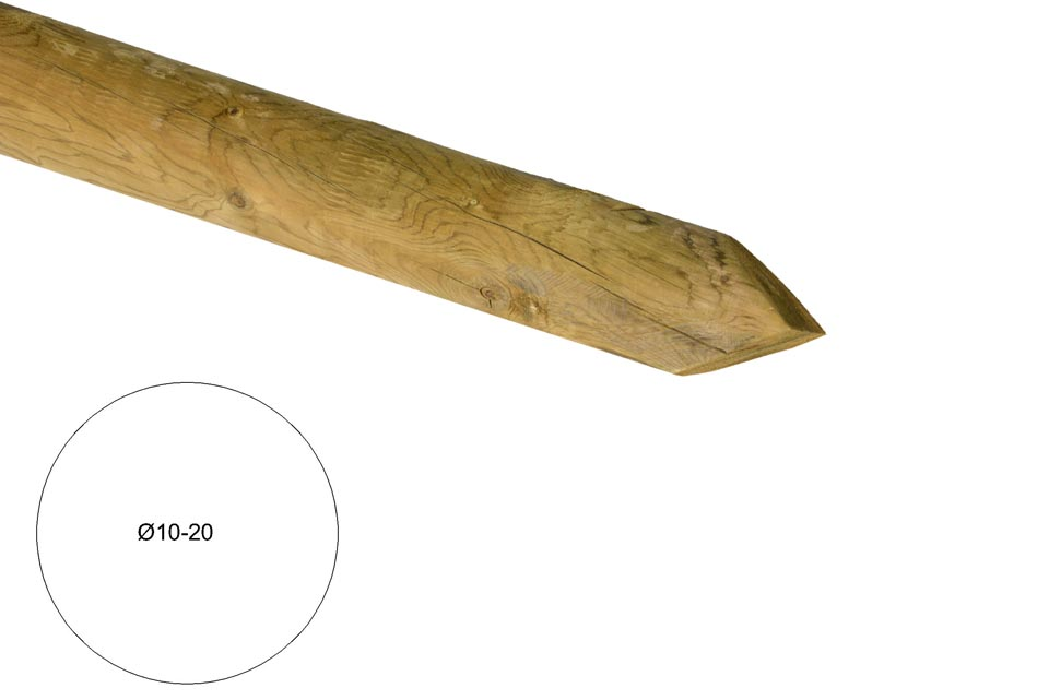 Postes el ctricos de madera fitor forestal - Fitor forestal ...