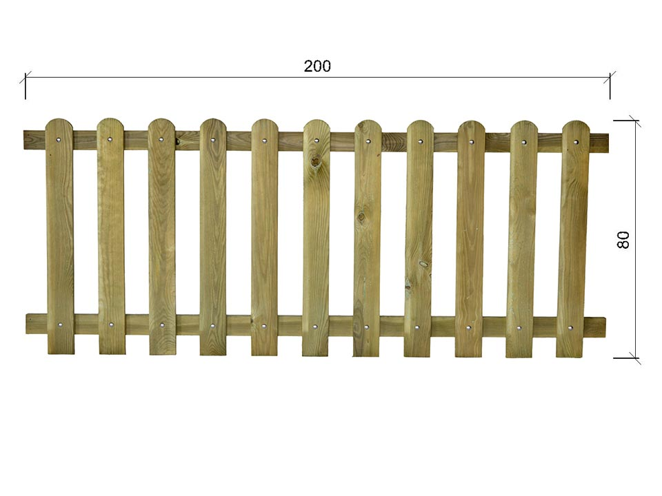 Panel valla Parcs