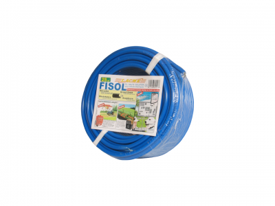 Rollo 25m Cable conductor aislado doble capa 20.v